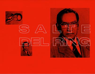 SALTE DEL RING