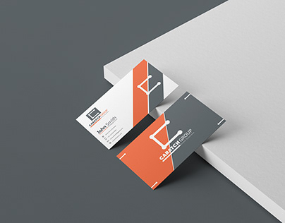 Caratch Group Business Card