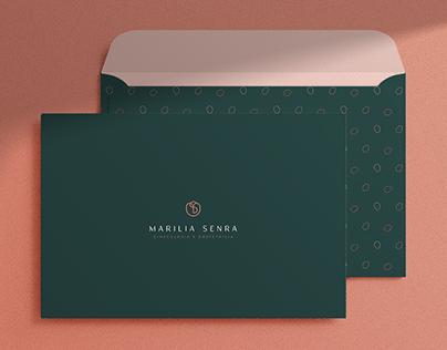 Marília Senra Ginecologista & Obstetra | Branding
