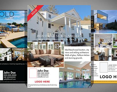 Real Estate Marketing Design Starter Kit