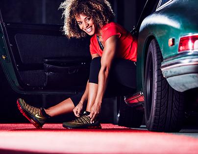 Nike Red Carpet