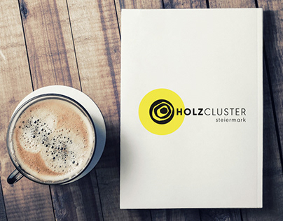 HOLZCLUSTER Corporate Design