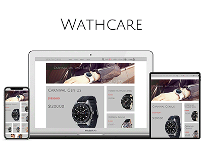 Wathcare Watch store