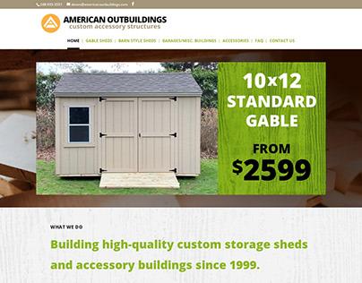 American Outbuildings Website