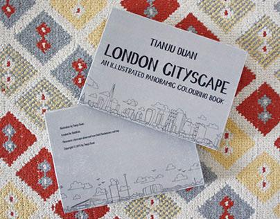 Tianju Duan's Bold View - London Cityscape