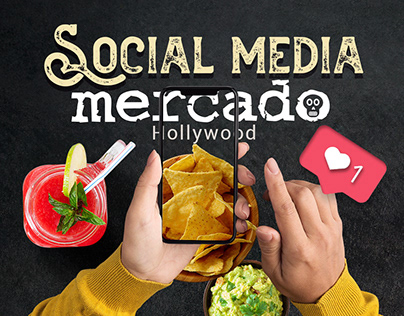 Social Media Marketing - Mercado