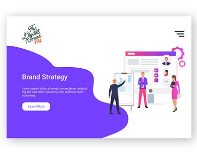 UI concept & Illustrations