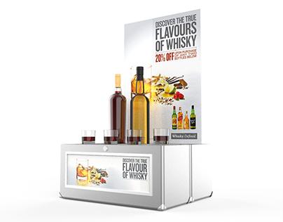 Diageo Whiskey POS