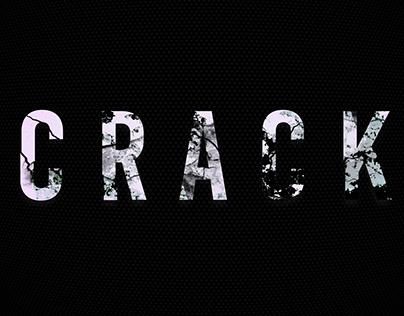 Crack Text PSD Manipulation