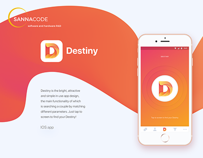 Dating/ Love app Destiny iOS & Android