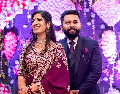 Yashoda & Raghvendra
