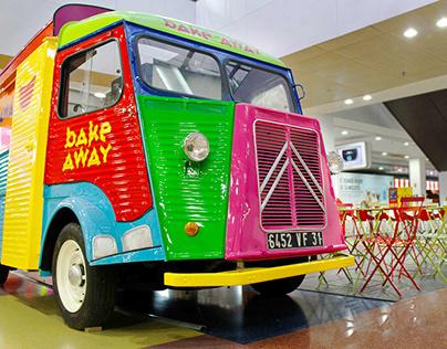 Bake Away Food Truck