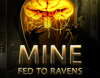 Mine Fed To Ravens