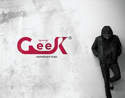 Geek Skateboard Shop