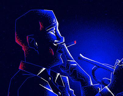 Fuel/Jazzman (Illustration)