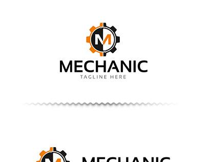 Mechanic Logo Teamplate