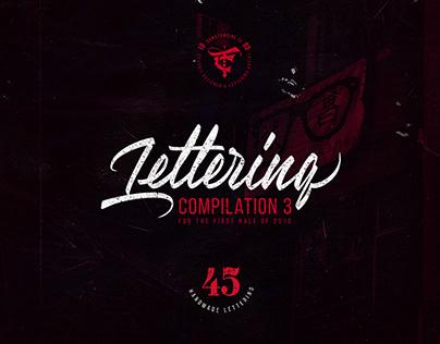 Lettering compilation #3 2K18