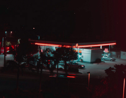 Night Photos From The Structure
