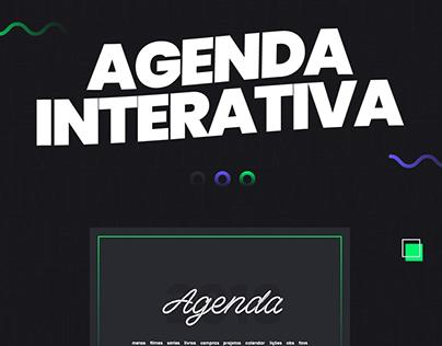 Agenda Interativa