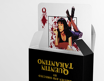 Tarantino - Playing Cards