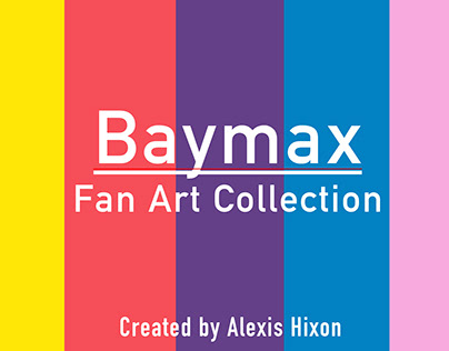 Baymax Universe Collection