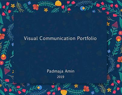 Visual Communication Portfolio 2019