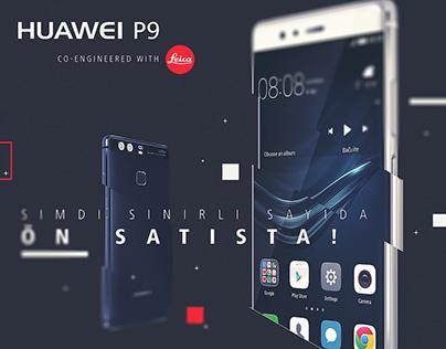 Huawei P9 Promotion Film