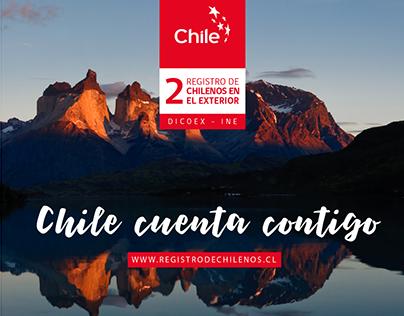 Chile cuenta contigo - DICOEX