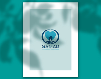 Desarrollo de marca e identidad para Gamad S.A.