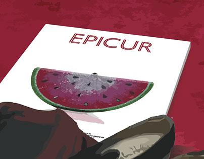 Relançamento revista EPICUR