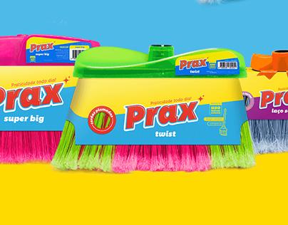 PRAX - Embalagem