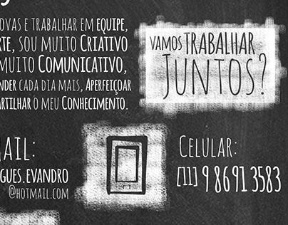 Evandro Rodrigues Curriculum Vitae