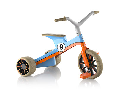 RACE TRIKE - tricycle