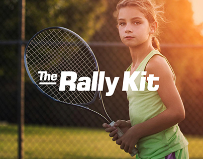 Tennis Queensland - The Rally Kit