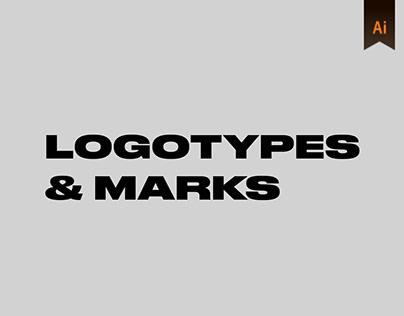 Logotypes & Marks 01
