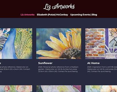 Liz Artworks