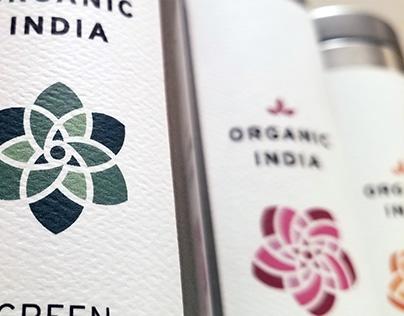Organic India Packaging