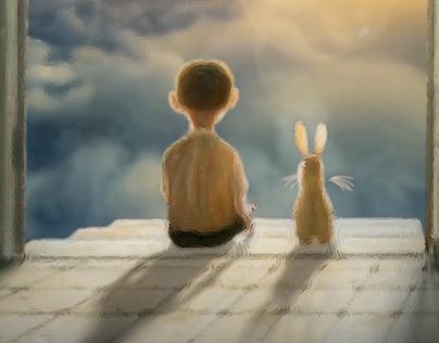 Painting to 3d Animations VII - Valentin Gubarev Art