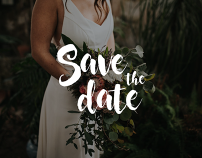 _SAVE THE DATE // Corporate Identity