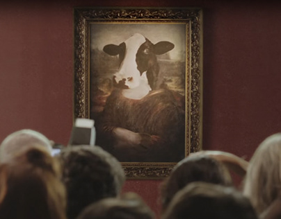 Itambé - Nolac: Ode à Vaca