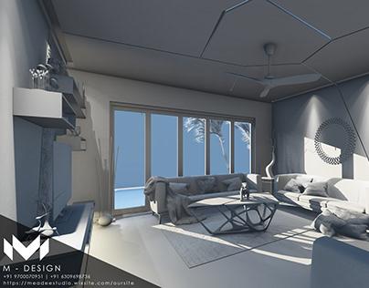 Interiors - Depth Light Maps