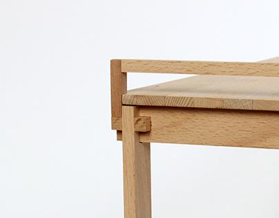 ·TAVOLINETTO ARIGATÓ· Design // RJM & Gruppo Lambrate