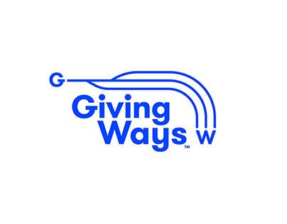 GivingWays™ Branding Programme