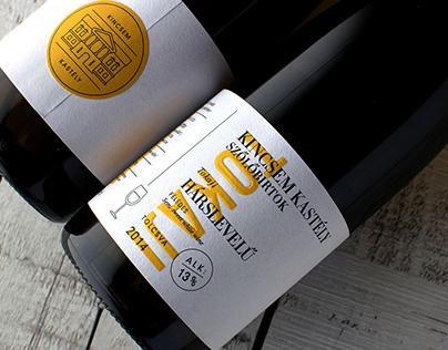 Kincsem Kastély Winery / 2015-2016