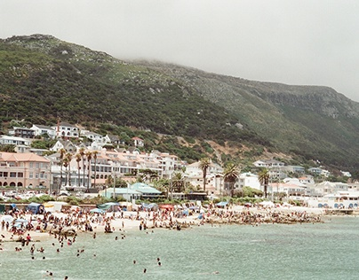 A film photography journey through Cape Town