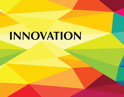 INNOVATION social media agency logo