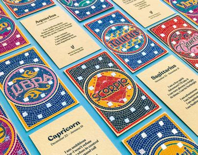 Zodiac Tiles: Let Your Inner Sign Shine