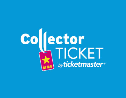 Collector Ticket by Ticketmaster