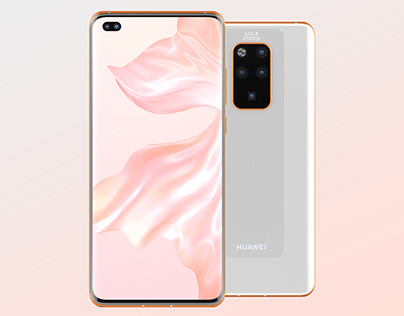 HUAWEI MATE 30 PRO - CONCEPT