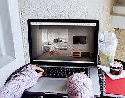 Strona www Architekt Warszawa